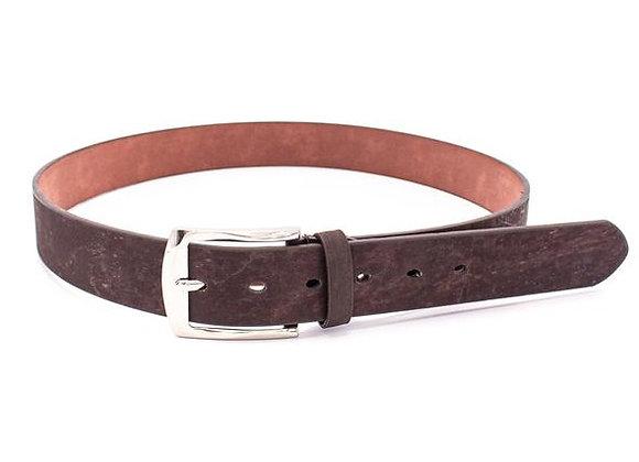 Mens Brown Cork Belt
