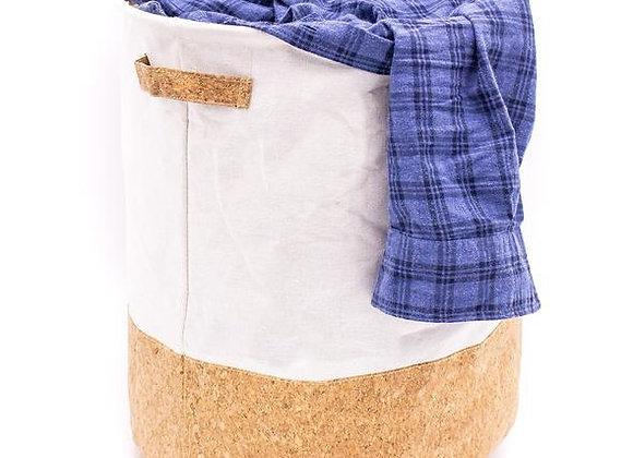 Cork Laundry Basket