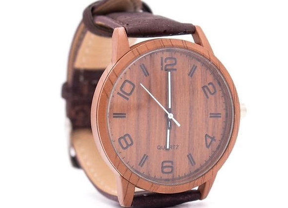 Mens Porto Natural Cork Watch