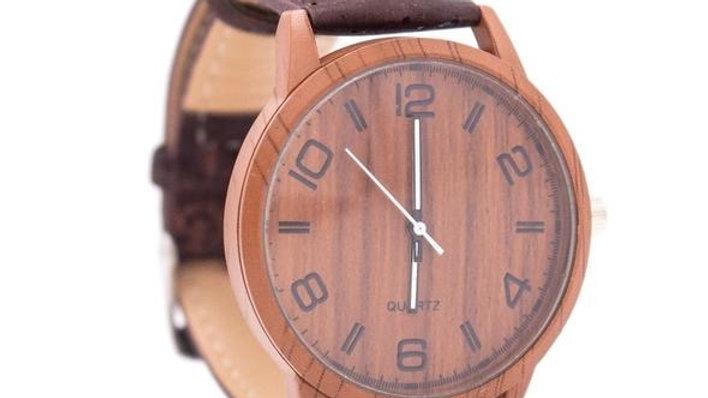 Porto Natural Cork Watch
