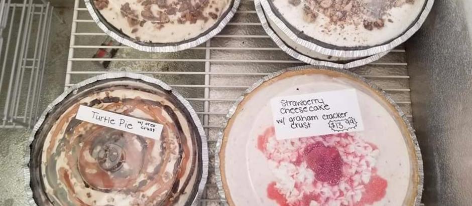 Ice Cream Pie Giveaway