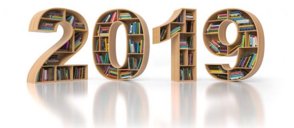 Top 10 Books Read in 2019