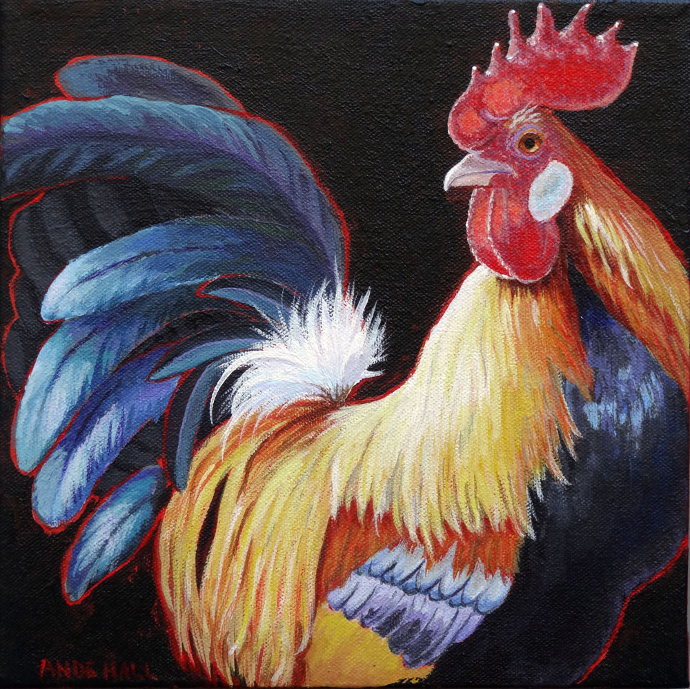 LORI'S ROOSTER 2