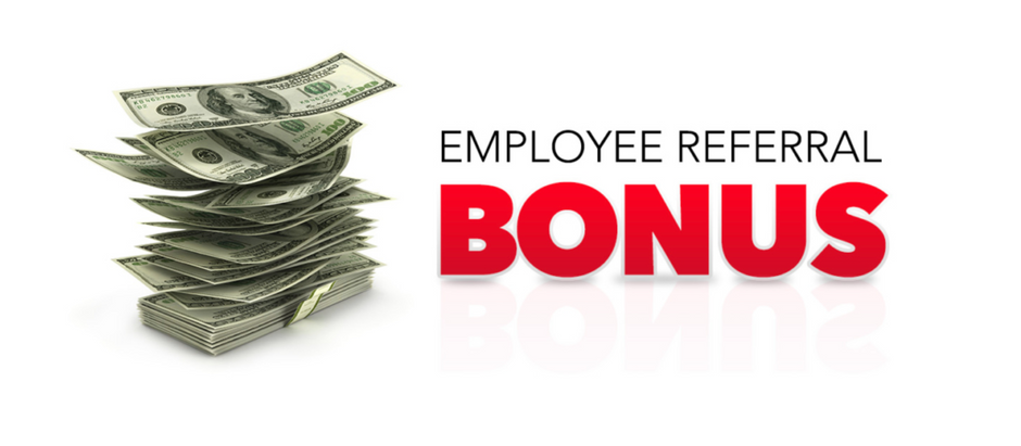 Employee Referral Bonus