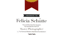 Newly accredited Portrait Master based on Bonaire wins Maternity Portrait Competition 2020