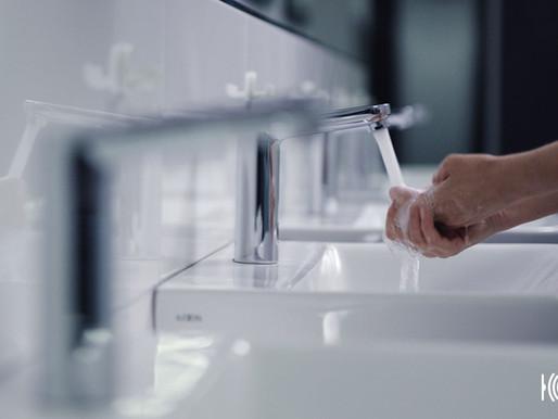 Atika, Soluciones para baños sin contacto