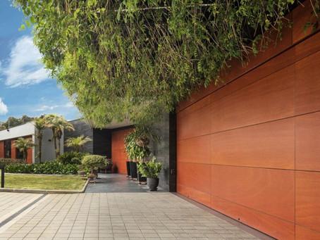Hunter Douglas - Madera y Arquitectura: Observaciones materiales