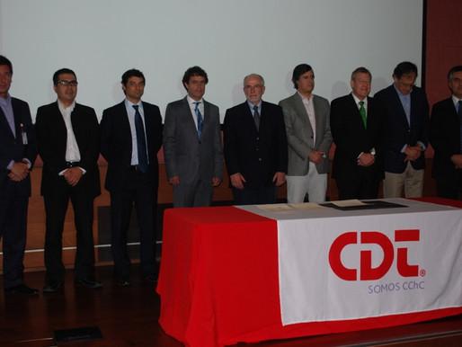 AOA PARTICIPA EN CONSTITUCIÓN Y DESARROLLO DE BIM FORUM CHILE