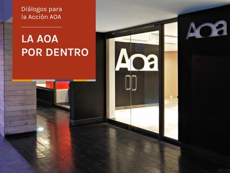 """""""La AOA por dentro"""": Nueva instancia invita a conocer el trabajo actual y llama a la colaboración"""