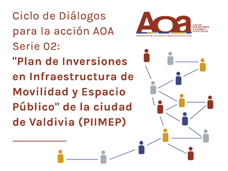 Diálogos AOA: Luis Eduardo Bresciani presentó PIIMEP de Valdivia