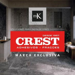 MK  CREST, ya está en Chile!!