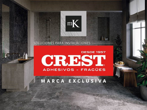 MK| CREST, ya está en Chile!!