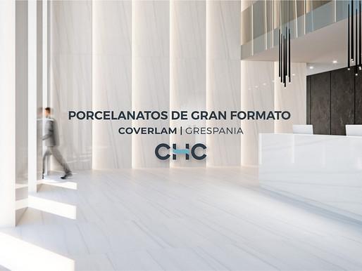 CHC| Porcelanatos de Gran Formato Coverlam