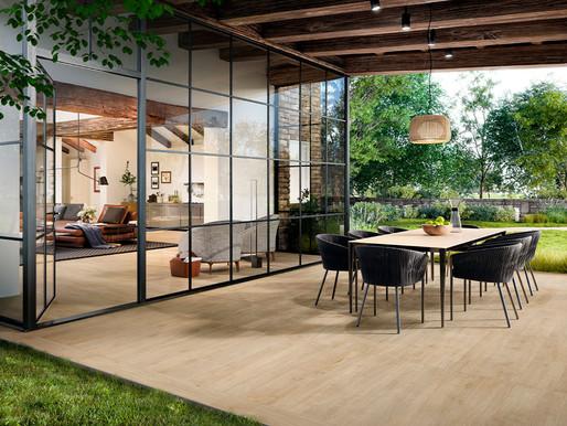 Atika incorpora a su amplia gama de revestimientos aptos para exterior, la nueva serie Primewood