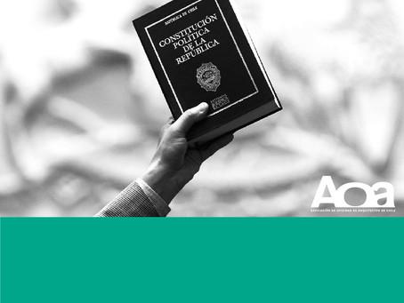 """Con la participación de Arturo Fermandois, AOA inicia sus """"Diálogos Constitucionales"""""""