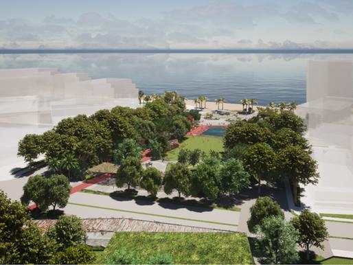 Parque que conecta cerro y mar gana concurso Las Salinas