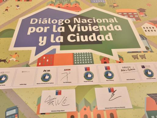 Amplio grupo abordará la crisis habitacional en busca de soluciones, sesionarán durante dos meses