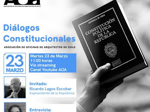 """Ricardo Lagos: """"La elección de los constituyentes no es la gran batalla, hallar un consenso lo es"""""""