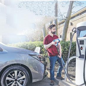 La electromovilidad es fundamental para disminuir la huella de carbono