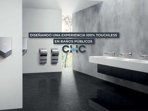 CHC - Diseñando una experiencia 100% touchless en baños públicos