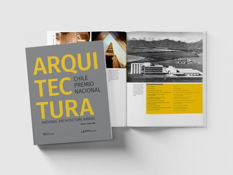 Publican texto referencial  Un proyecto colaborativo: Los hitos de 30 notables ARQUITECTOS CHILENOS