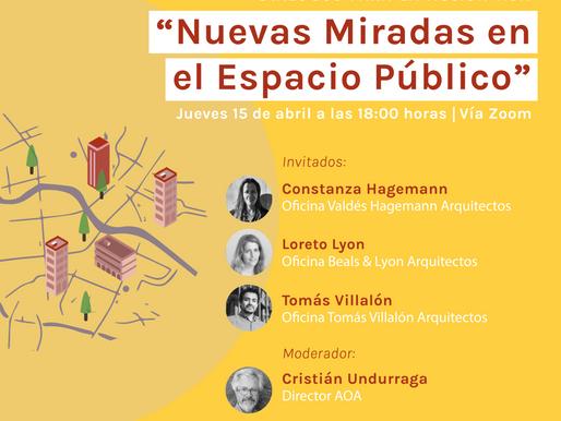 Espacio Público: Diálogos para la Acción propone una mirada nueva en el contexto actual