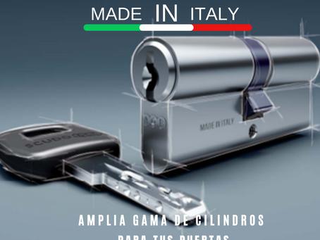 Italinnea - Cilindros de máxima y alta seguridad