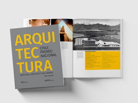 Presentan libro Premio Nacional de Arquitectura – Chile