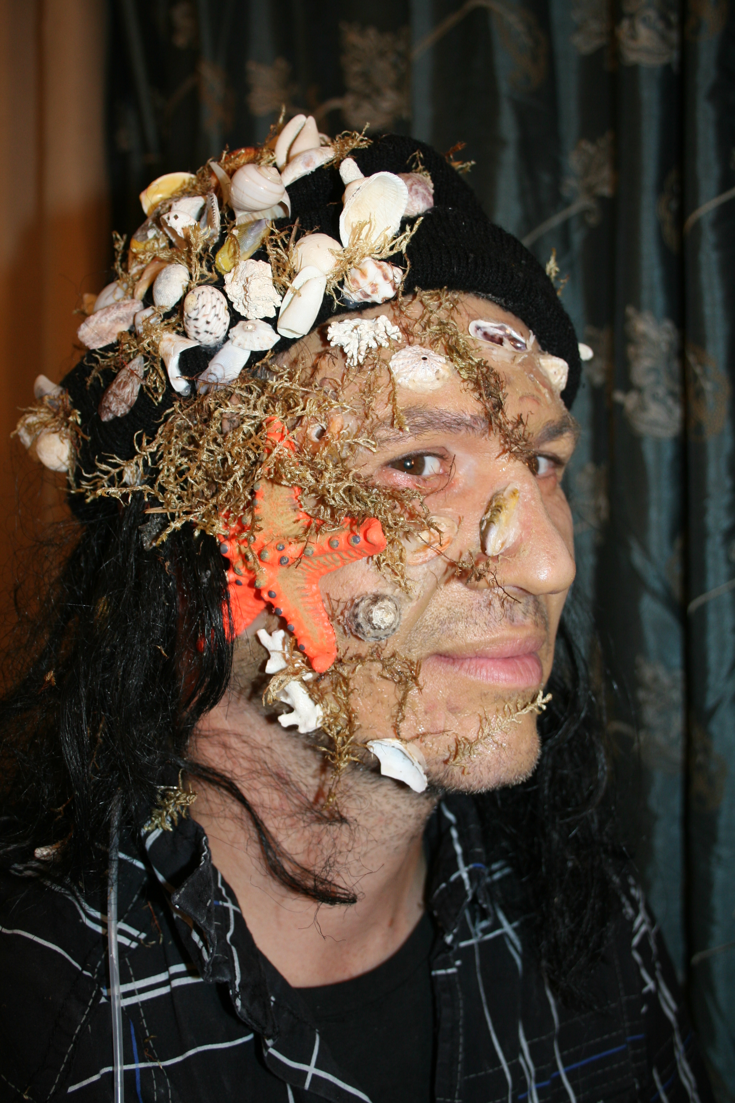 maquillage+pirate+des+caraibes