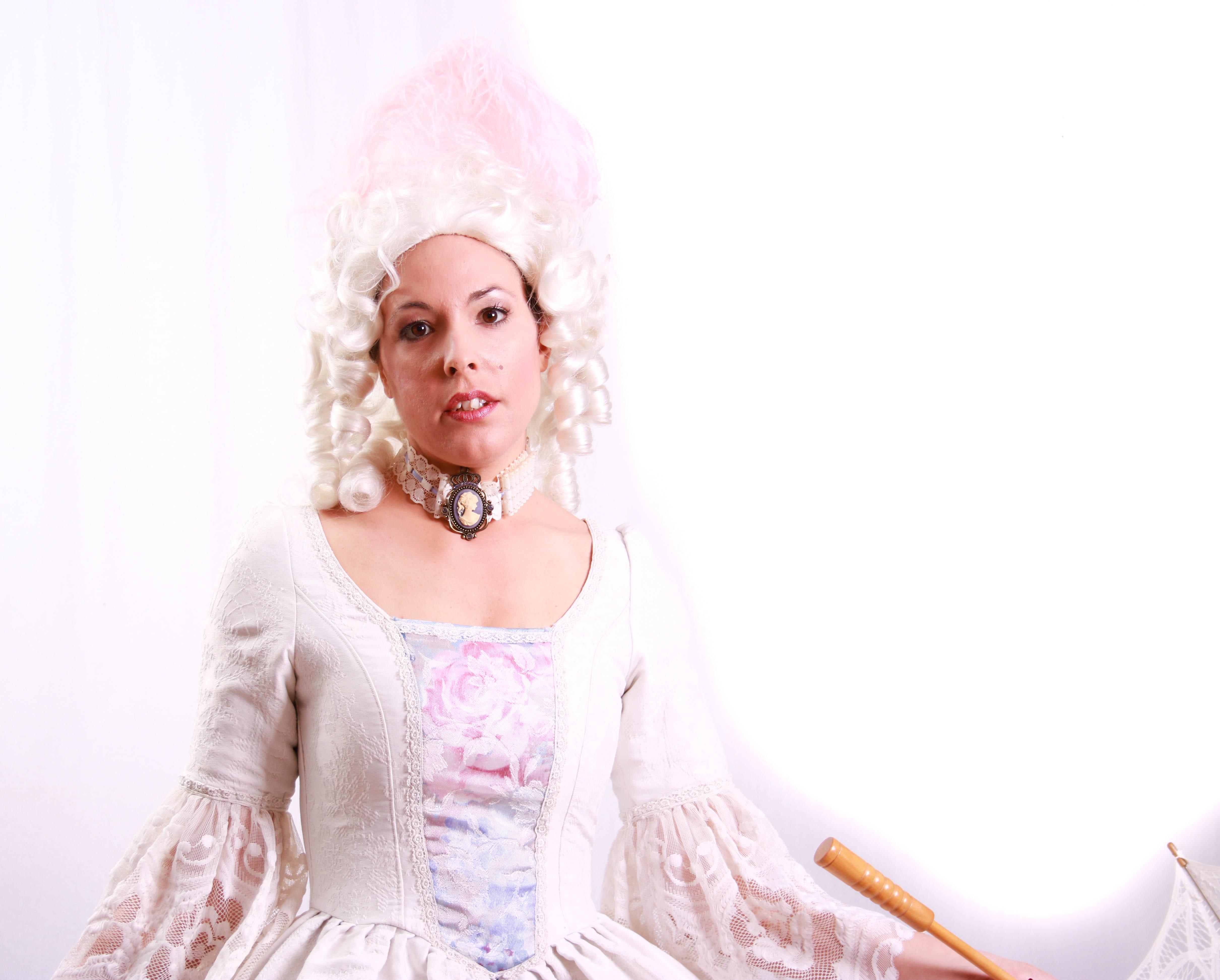 shooting Marie -Antoinette