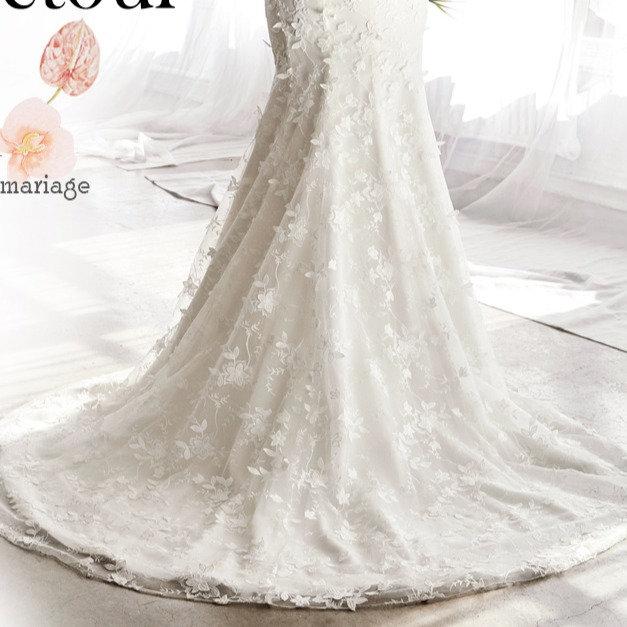 Altération robe de Mariée