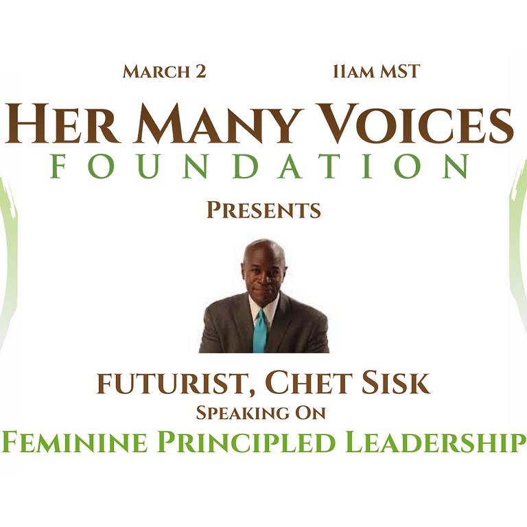 Feminine Principle Leadership