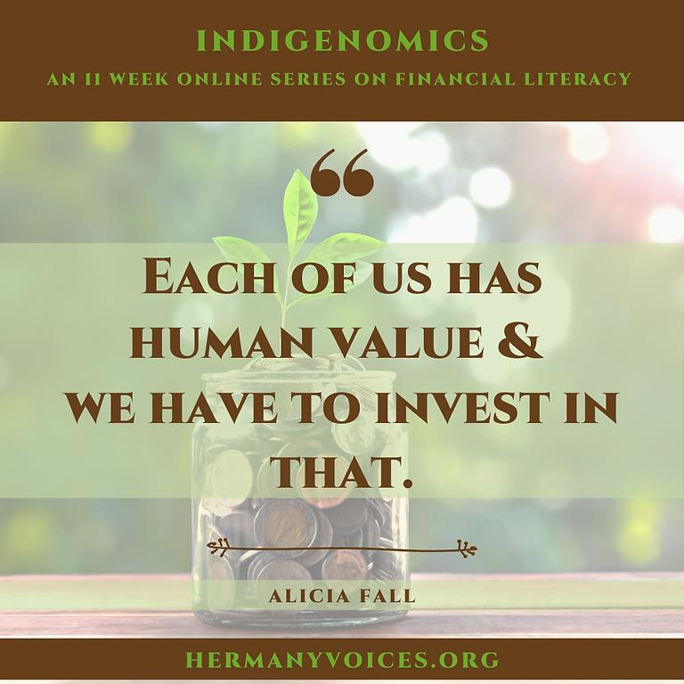 Week 2: Indigenomics: The Financial Foundation