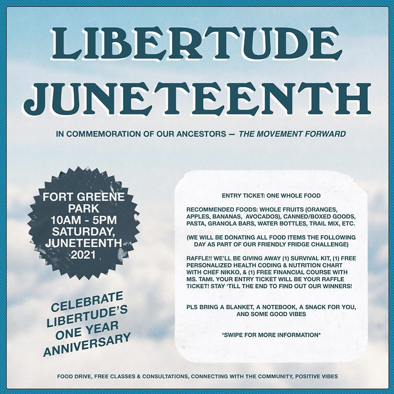 Land of Libertude Juneteenth