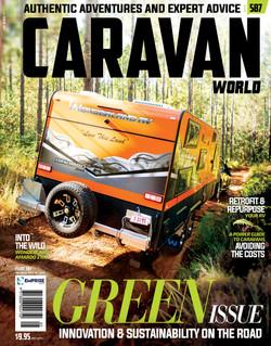 Caravan World - first 'Green Issue'