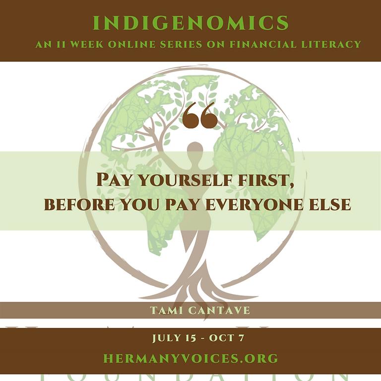 Week 6 Indigemonics: Investments