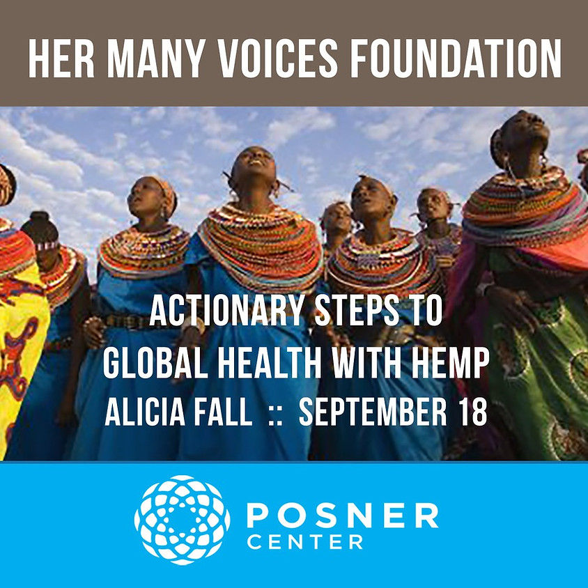 Actionary Steps to Global Health With Hemp