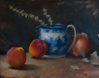 blue_china_and_peaches_11_x_14.JPG