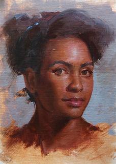 portrait painting online class