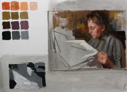 Anders Zorn master study demo