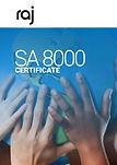SA 8000 Certificate