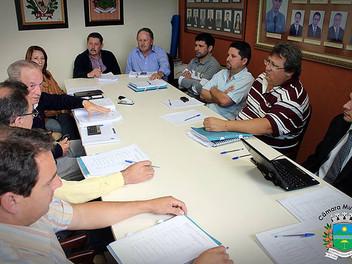 Serginho participa da discussão do orçamento para 2014