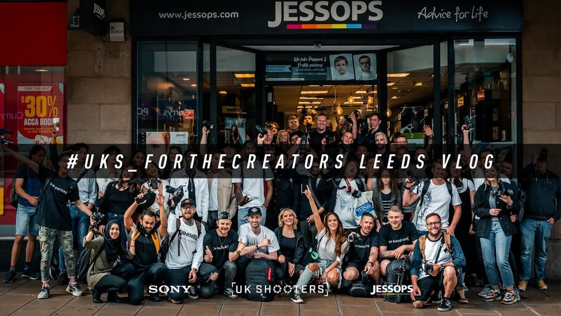 Leeds Vlog, UK