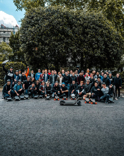 Boosted Boards 2, UK