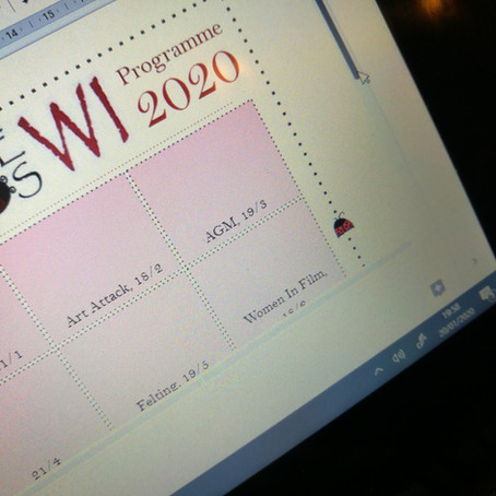 2020 Programme is coming