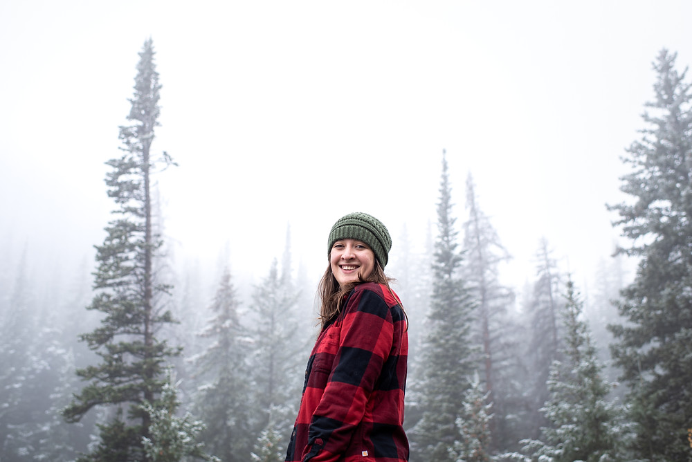Snowy, Colorado, Rocky Mountain National Park