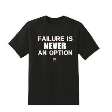 "P3 ""Failure is NEVER An Option"""