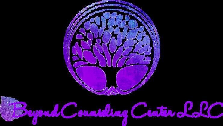 Beyond Counseling Center leaf logo