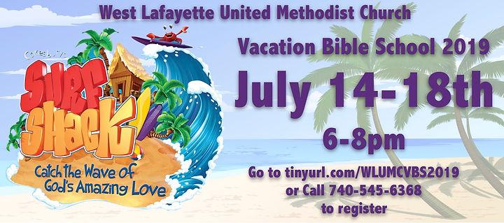 Vacation Bible School Surf Shack 2019.jp