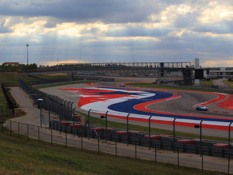 Next Event: 24H Series Circuit of the Americas